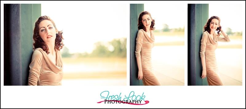 pin up photo shoot