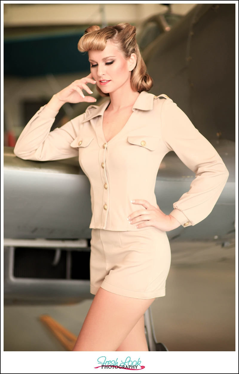 dames and planes