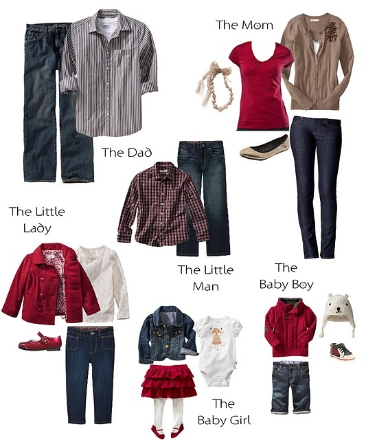 What To Wear For Family Photos | Clothing Ideas ...