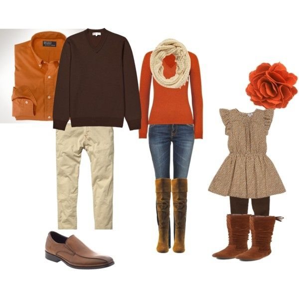 Fall Family Photo Shoot Clothing Ideas: fall family photo clothing ideas