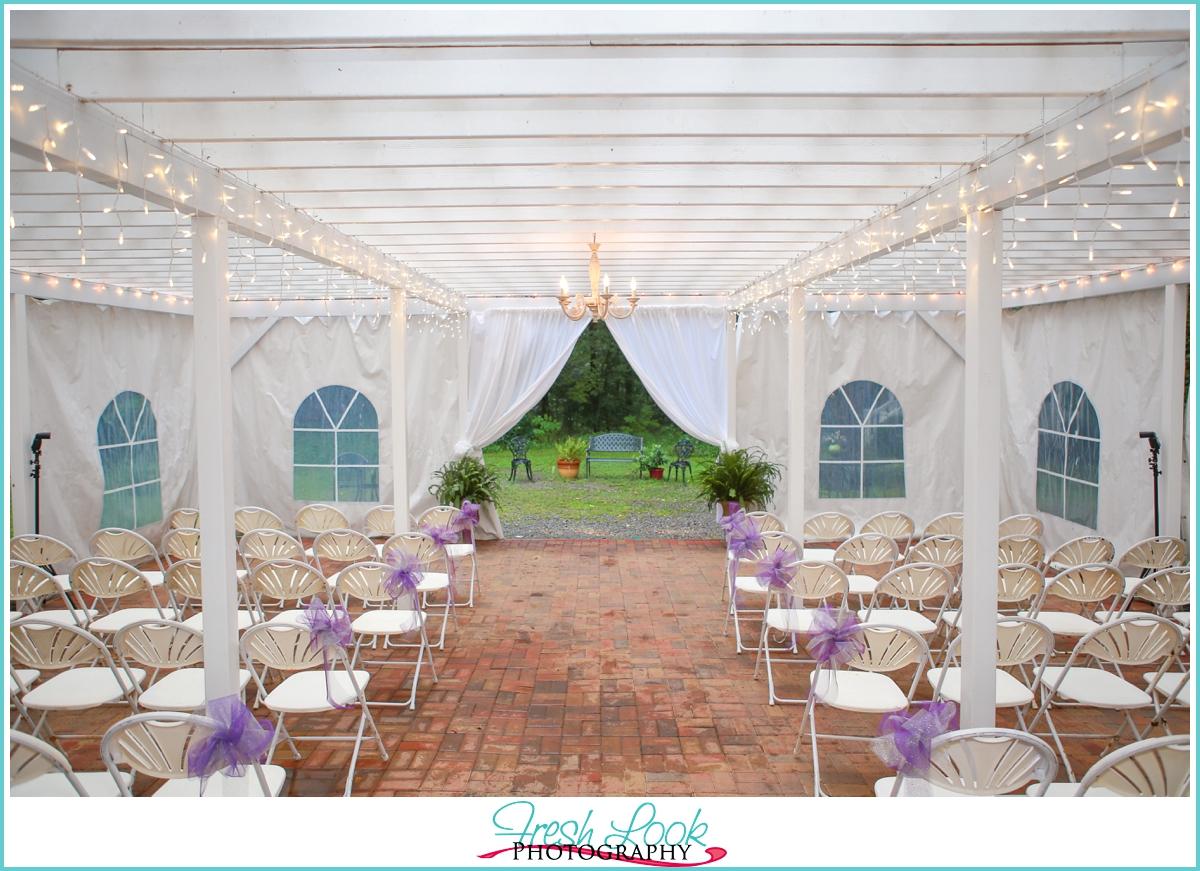 Historic Jasmine Plantation Wedding Ceremony