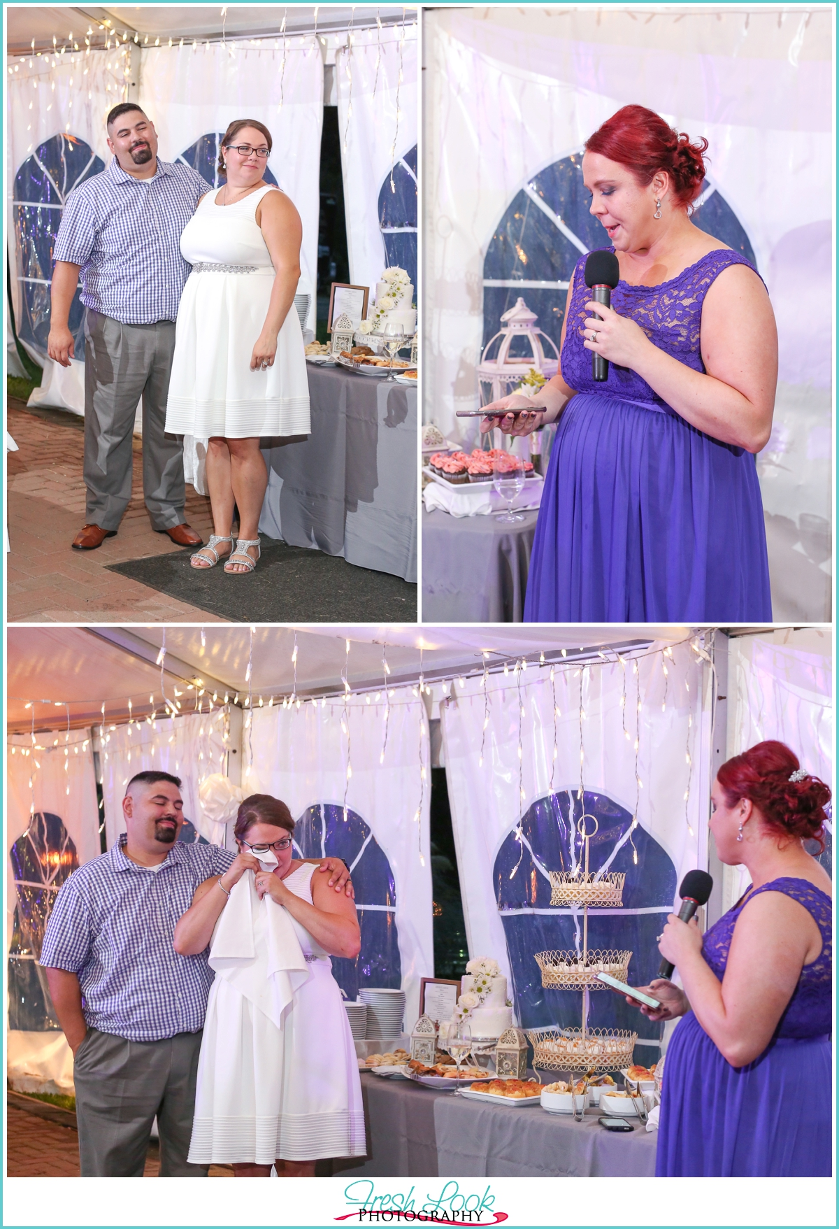 wedding toast by maid of honor