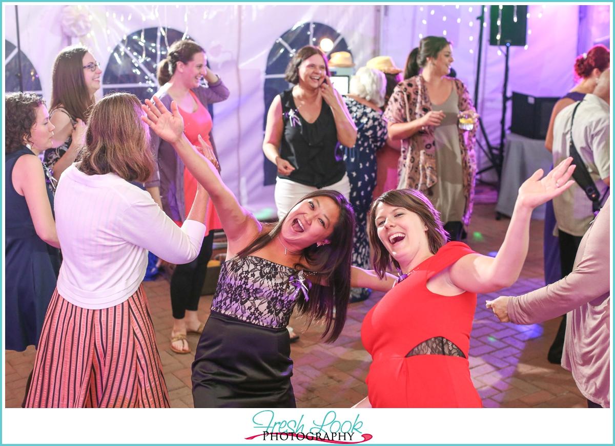 partying like rockstars